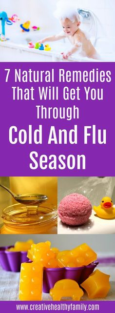 Are you afraid of catching the flu? These 7 Natural Remedies That Will Get You Through Cold And Flu Season will help you and your family stay healthy and strong this flu season.