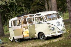 1964 Volkswagen Camper 21 Window Samba 1