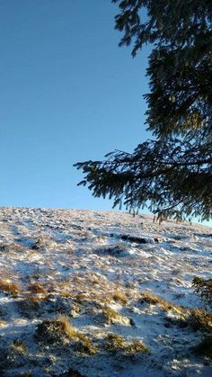 Top of the Spynx #wicklow #snow #mountains #winter