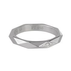 ファセット - BOUCHERON(ブシュロン)の結婚指輪(マリッジリング)インポートのマリッジリング・結婚指輪まとめ一覧♡