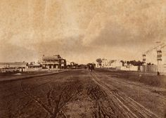 Johnson St, Annandale, 1880s maybe ...