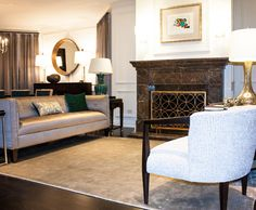 Living room design tips to give your home the desired look