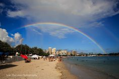 Oahu, Hawaii at Ala Moana Beach Park
