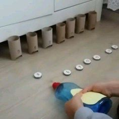 indoor activities for kids Untitled Creative Activities For Kids, Preschool Learning Activities, Indoor Activities For Kids, Home Learning, Infant Activities, Preschool Activities, Games For Kids, Diy For Kids, Crafts For Kids