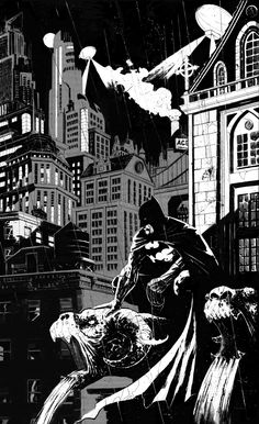 Batman | Tyler Champion