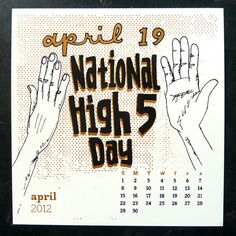 National High 5 Day