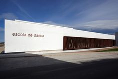Dance School in Lliria by hidalgomora arquitectura