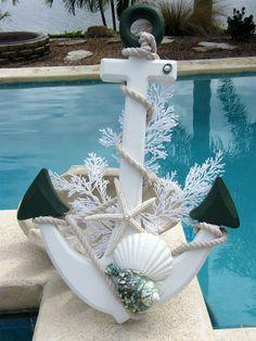 beach christmas decoration