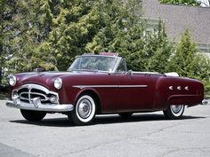 Packard 250 Convertible Coupe (2531-2579) '1952