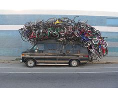 In November, the Tour De France lost millions of dollars in the theft of bicycles(look up article). Bmx, Truck Bed Bike Rack, Justin Bieber Jokes, Roof Rack, Funny Cartoons, Girl Humor, Funny Kids, Funny Photos, Transportation