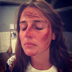 Image result for crash makeup
