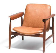 Finn Juhl: BO 118 armchair