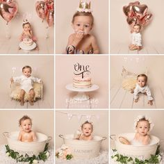 Here's a look at Aria's recent Cake Smash. #renatakatephotography #cakesmashliverpool #liverpoolphotographer