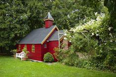 Bijzonder overnachten in een kapelletje in Friesland - Origineel overnachten