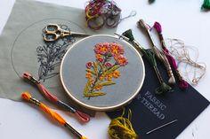 by Walker Boyes Embroidery Kits, Alex And Ani Charms, Bracelets, Jewelry, Jewlery, Bijoux, Schmuck, Jewerly, Bracelet
