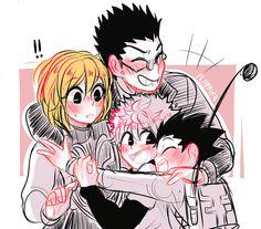 fucking heCK i read this message too late but i whipped up something really quick because I LOVE MY HOME BOI KURAPIKA!! HAPPY BIRTHDAY TO THE KURTA everyone loves u can u stop being sad n come home to... Super 4, Hunter Anime, Hunter X Hunter, Hisoka, Killua, Ghibli, Manga Anime, Hxh Characters, Me Me Me Anime
