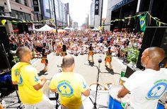 Free Outdoor Street Parties in Vancouver this July
