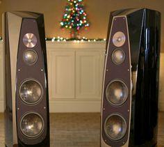 Rockport Cygnus speaker