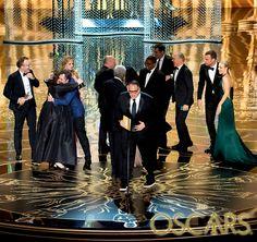 UN MUNDO DESDE EL ABISMO: Especial 88ª Edición de los Oscar