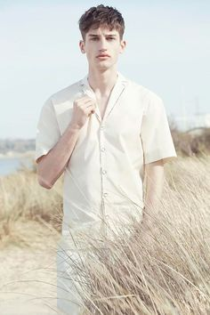 Marc Frick photographed by Carlotta Manaigo for the July 2014 issue of Le Monde M magazine.