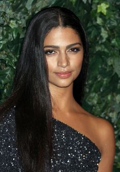 Camila Alves Style | Camila Alves Celebrities attending the 2011 QVC Red Carpet Style Party ...