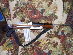 Mini-thirty vs Springfield M1A - Ruger Forum