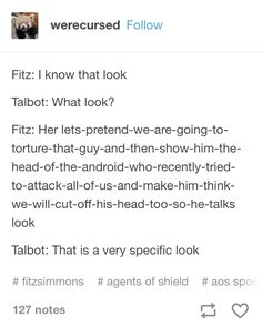 aw yeah that's my fitzsimmons