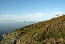 Visit Long Point Lighthouse, Twillingate, Newfoundland and Labrador, Canada Newfoundland Canada, Newfoundland And Labrador, Lighthouse, Family Travel, Outdoor, Bell Rock Lighthouse, Outdoors, Lighthouses, Outdoor Games