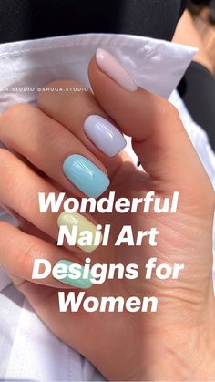 Cute Gel Nails, Cute Simple Nails, Simple Acrylic Nails, Best Acrylic Nails, Acrylic Nail Designs, Pretty Nails, Nail Art Designs, French Manicure Designs, Color For Nails