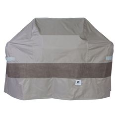 Duck Covers Elegant 61-in. Grill Cover, Brown