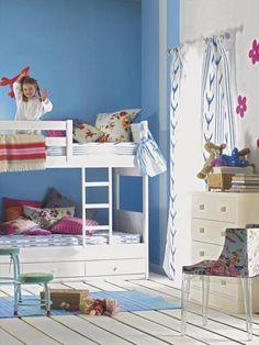 Especial decoración: Habitaciones compartidas por dos o más niños | Ideas para Decoracion