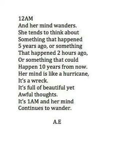 Chase the moon... Wander
