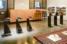 Clarks Originals booth at Pitti Uomo by Frank Agterberg, Florence – Italy