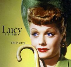 """Lucille Désirée Ball """"Lucy""""  was an American comedian, film, television, stage & radio actress, model, film & television executive, & star of the sitcoms I Love Lucy, The Lucy–Desi Comedy Hour, The Lucy Show, Here's Lucy & Life with Lucy.  Born: August 6, 1911, Jamestown  Died: April 26, 1989, Los Angeles  Height: 5' 6""""  Children: Desi Arnaz, Jr., Lucie Arnaz  Spouse: Desi Arnaz (m. 1940–1960) Gary Morton (m. 1961–1989),"""
