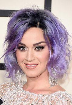 peinados y maquillaje de los grammys 2015 - Buscar con Google hermosa como siempre katy perry