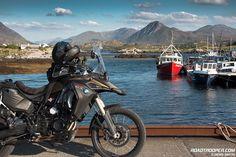 Wild Atlantic Way Motorcycle Adventures Connemara National Park, Ire. West Coast Of Ireland, Connemara, Motorcycle Rides, National Parks, Adventure, Diaries, Youtube, Journals