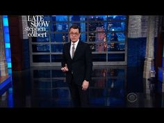 President Trump Is Using His Office To Protect His Family's Businesses The Late Show with Stephen Colbert