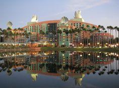 Swan Dolphin Resort, Orlando,FL