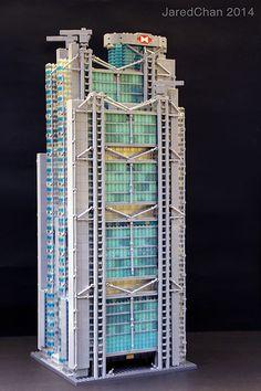 HSBC Main Building, Hong Kong | Flickr - Photo Sharing!