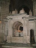 The Tomb of King Francis I of France
