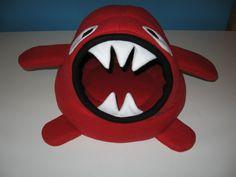 Piros szörnyecske