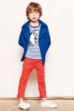 Bring in the bright with bottomwear for boys in eclectic colours like reds, burgundy, jade and mustard!