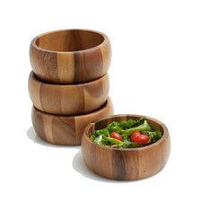 Elan Individual Salad Bowl Set of 4 (Set of 4)