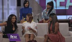 """The ladies from The Real Daytime talk to the women of The Hollywood Divas. The Hollywood Divas are in the house! During their visit to """"The Real,"""" the stars of TV One's new show tell everyone how a..."""