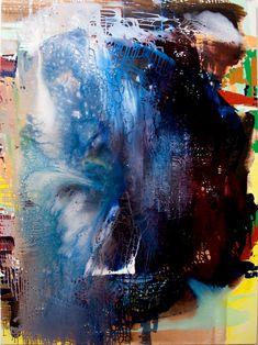 "Jackie Saccoccio, Portrait: Beast, 2013, 106 x 79"", courtesy the artist and Eleven Rivington, NY."