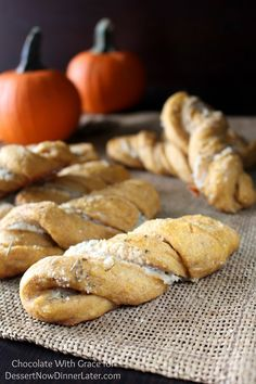 I'm back with another pumpkin recipe, but this timeit is not a traditional sweet pumpkin recipe. Instead I paired pumpkin up with some Italians seasonings, mozzarella and Parmesan cheese.The result was these cute little twists. I think they would be a fun alternative to traditional rolls for Thanksgiving dinner. (I can't believe I brought Thanksgiving …