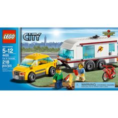 LEGO City Car & Caravan
