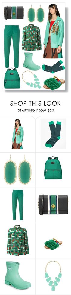 """""""Express your style"""" by emmamegan-5678 ❤ liked on Polyvore featuring Marni, Brooks Brothers, Kendra Scott, State, Vanessa Bruno, Tory Burch, Gucci, Stella Jean, Havaianas and modern"""
