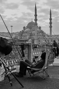 delikizinyeri:  Sleeping fisherman, Istanbul, Turkey www.delikizinyeri.wordpress.comwww.delikizinyeri.smugmug.comwww.flickr.com/photos/22909854@N04