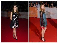 Diane Kruger y Anna Kendrick, duelo de estilo en el Festival de cine internacional de Toronto